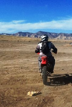 The Best Types of Off-Road Motorcycle Terrain