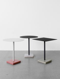 New product launched from HAY! Terrazzo Table by Daniel Enoksson. Get The Originals at www.2ndfloor.gr