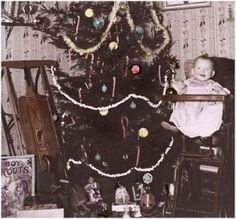 vintage christmas past perfect