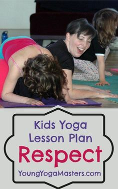 kids yoga teacher tr