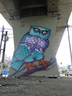 Google Street Art Project: Repository of Graffiti and Murals