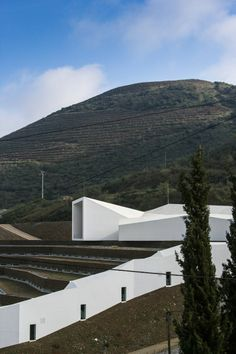 Rowing High Performance Centre in Pocinho, Vila Nova de Foz Côa, 2014 #portugal