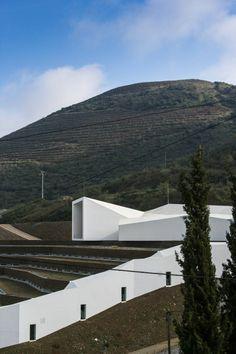 Rowing High Performance Centre in Pocinho, Vila Nova de Foz Côa, 2014 #portugal