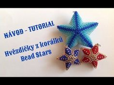 Video návod Hvězda z korálků/ Tutorial Bead Star - YouTube