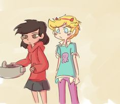 Spatziline I love this genderbends <3