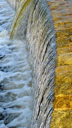 San Antonio River: Curve