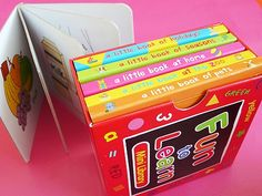 Library of Fun to Learn Board Books (Volume - All About Party Bags Party Bag Fillers, Little Books, Some Ideas, Party Bags, Boards, Board Book, Learning, Pets, Toddlers