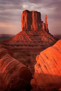 Monument Valley, Arizona...