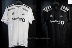 Rosenborg BK 2021/22 adidas Home and Away Kits