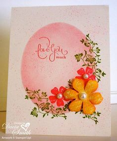 I Love You by Creative Daze - Cards and Paper Crafts at Splitcoaststampers