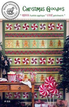 Christmas Goodies--download PDF pattern
