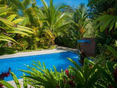 AirBnb Costa Rica - Logement entier à Jaco, CR. Our Villa resort, Carmelita Villas; owned and operated by a Canadian and British couple.  Our boutique style villas provides a blend of North American & European style, design and décor. Each villas are surrounded by the pool with ample space betw...