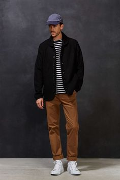 CPO Boiled Wool Jacket