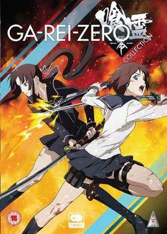 Garei Zero Collection [DVD]: Amazon.co.uk: Ei Aoki: DVD & Blu-ray
