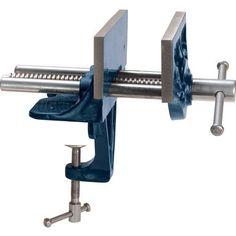 6'' Clamp-On Bench Vise by Rockler, http://www.amazon.com/dp/B001DSXGMW/ref=cm_sw_r_pi_dp_q3h6qb1GTF2J7