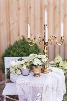 #gartenhochzeit Elegante Gartenhochzeit mit Vintage Flair in zartem Pastell | Hochzeitsblog - The Little Wedding Corner