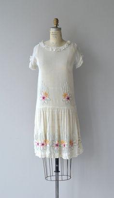 Ganz konträre Kleid Jahrgang der 1920er Jahre Kleid von DearGolden