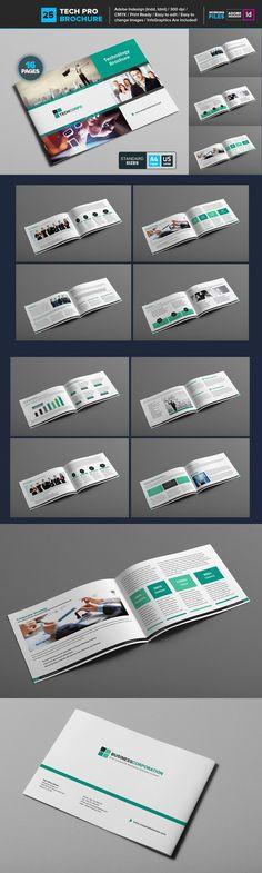 Black Funeral Program Template Program template and Brochure - technology brochure template