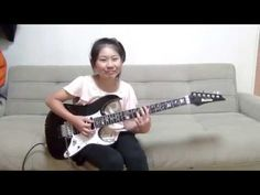 """Dream Theater """"Lost Not Forgotten"""" cover / Li-sa-X (Japanese 10 year old girl) - YouTube"""