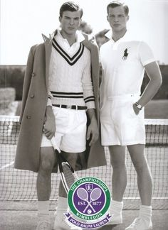 Ralph Lauren preppy perfection, though I do wish the polo logo was smaller...love the hair styles.