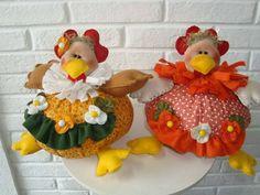 Projeto molde galinha cocoricó | ATELIER TUTTO A MANO | D1016 - Elo7