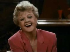 """J.B. Fletcher's Adorable Closing Laugh 