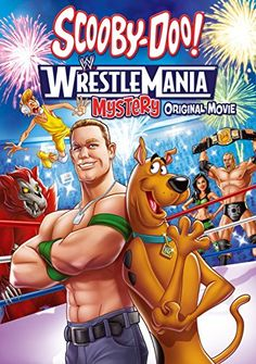 "Movie Review of ""Scooby Doo! Wrestlemania Mystery"""