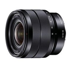 Sony 10-18 F/4 E-mount NEX Series Camera Lens SEL1018