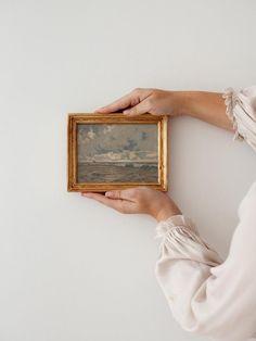 John Cheever, Stormy Sea, Cloudy Day, Artsy Fartsy, Vintage Art, Vintage Prints, Art Inspo, Decoration, Art Photography