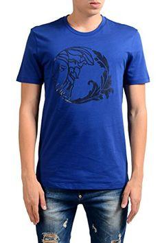 Versace Collection Men's Blue Graphic Print T-Shirt US XL... https://www.amazon.com/dp/B074VBNJYG/ref=cm_sw_r_pi_dp_U_x_.flBAbXE3KZDW