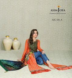 Product Code: ajc-4a  Price:$160.00 Designer: Intricate designs by Asim Jofa  Shop now: http://www.farashati.com/ajc-4a/