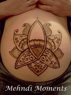Prenatal Henna