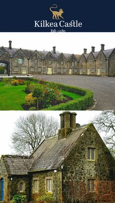 Great images of the estate taken by Forward Travel. Winter is a wonderful time to visit Kilkea Castle.