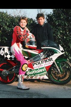 Young Doctor on Sandroni bike
