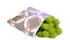 Amazon.com: Itzy Ritzy Snack Happens Reusable Snack Bag, Urban Jungle Blue: Baby
