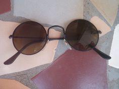 1 Sonnenbrille im 70er Jahre Stil Nr.9 Hippie Goa Brille Retro Vintage rund 70s