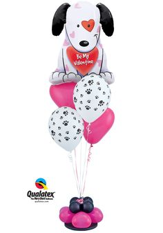 puppy love valentines day  | for Valentine's Day http://party-balloons4you.com/Valentines-Day ...