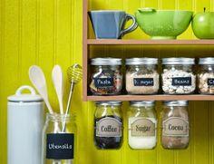 20 Formas de Reutilizar Vidros de Conserva e Alimentos na Decoração ~ Senhora Inspiração! Blog