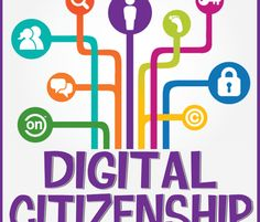 What is digital citizenship? Teach students to use technology safely and responsibly with our curriculum, lesson plans, trainings, and family support tools. Digital Technology, Educational Technology, Literacia Digital, Digital Media, Digital Footprint, Information Literacy, Internet Safety, Safe Internet, 21st Century Learning