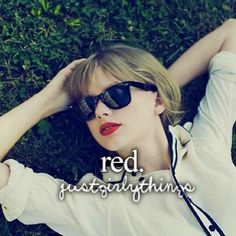 Red, every single song