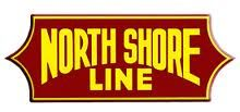 Chicago North Shore and Milwaukee Railroad. 1916-1963.
