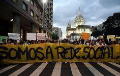 Brasil - O gigante acordou - Protestos
