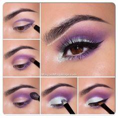 Beautiful makeup Pictorial