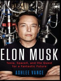 Elon Musk is the most daring entrepreneur of our timeThere are few industrialists in history who could match Elon Musk's relentless drive and ingenious vision. A modern alloy of Thomas Edison, Henry Ford, Howard Hughes, and Steve Jobs, Musk is the. Tesla Spacex, Elon Musk Spacex, Elon Musk Tesla, Howard Hughes, Tesla Motors, Henry Ford, Steve Jobs, Richard Branson, Elon Musk Ashlee Vance