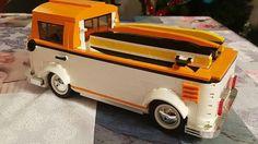 Lego Truck, Truck Camper, Vw T1, Volkswagen, Lego Van, Lego Projects, Lego Stuff, Lego Technic, Lego Building