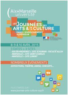 © Direction de la Communication AMU - Aix Marseille Université Journées des arts et de la culture dans l'enseignement supérieur