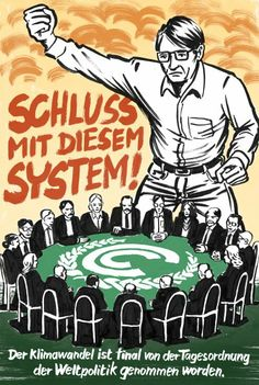 """The Warsaw conference demonstrated that the """"climate summit"""" model is broken and, more importantly, that capitalism itself is driving us to the brink. Protests are not the solution -- it's time to fight the system using its own weapons."""