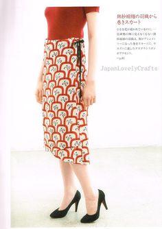 Kimono Dress Pattern Japanese Sewing Pattern by JapanLovelyCrafts