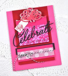 Celebration Inspiration | My Favorite Things by Dawn McVey | celebrate