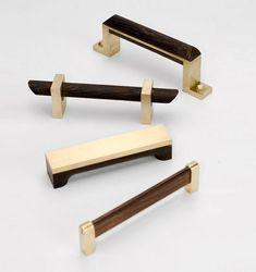 DLV Designs- Brass and Wenge Hardware